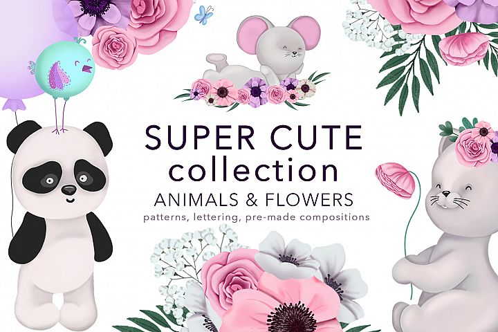 SUPER CUTE collection