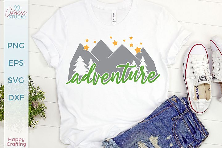 Adventure - Outdoor Craft File