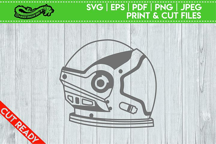 Astronaut Space Helmet