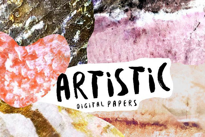 Artistic Digital Papers
