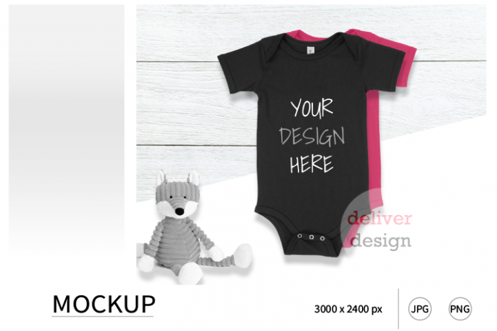Bella Canvas 100B Mockup / Bodysuit Mockup / Product Mockup