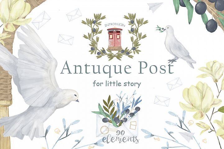 Antique Post