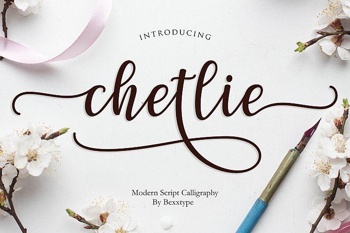 Chetlie Script