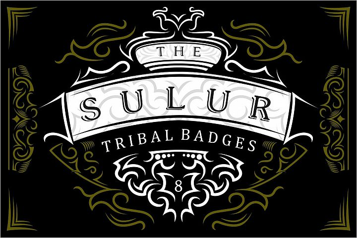 Tribal Badges