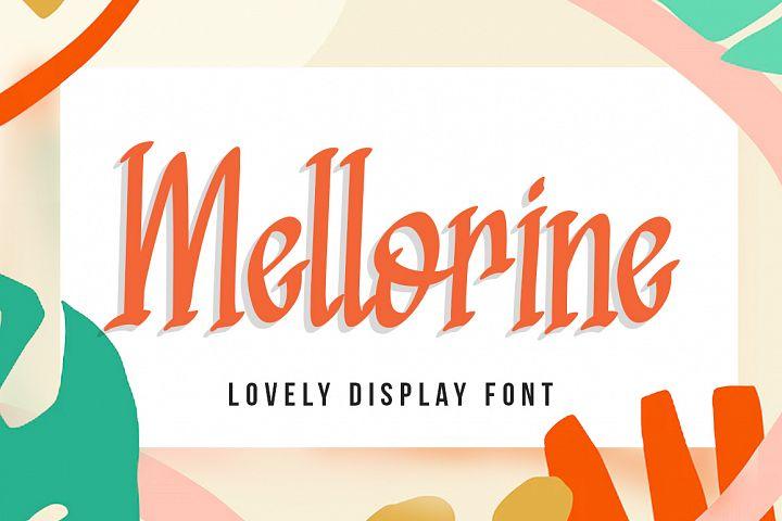 Mellorine
