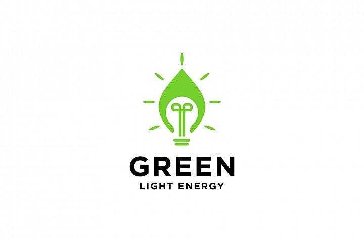 green light energy logo
