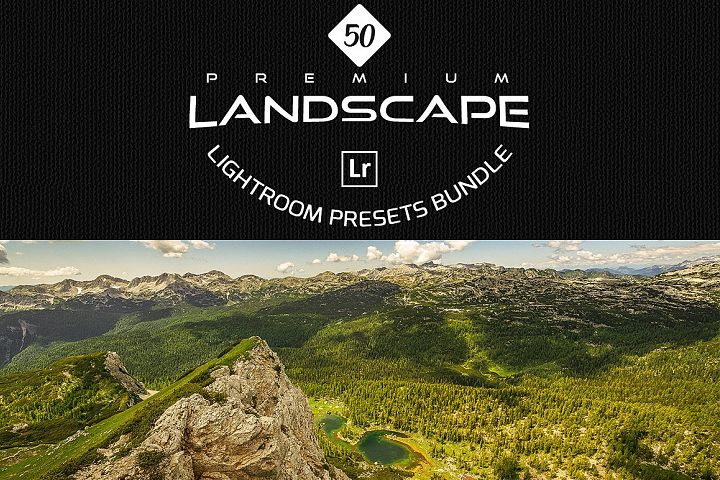 Premium - Landscape Lightroom Presets