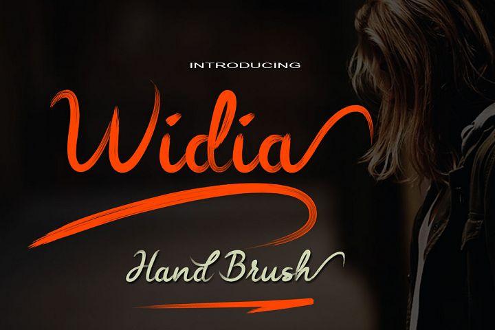 Widia Hand Brush