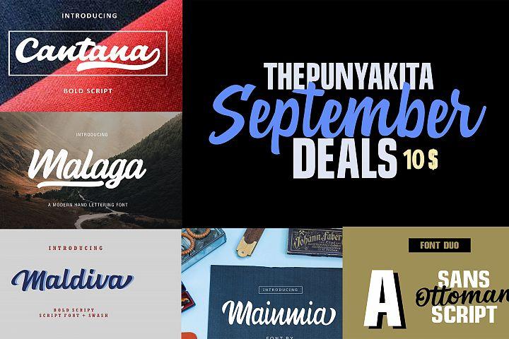 Thepunyakita September Deals
