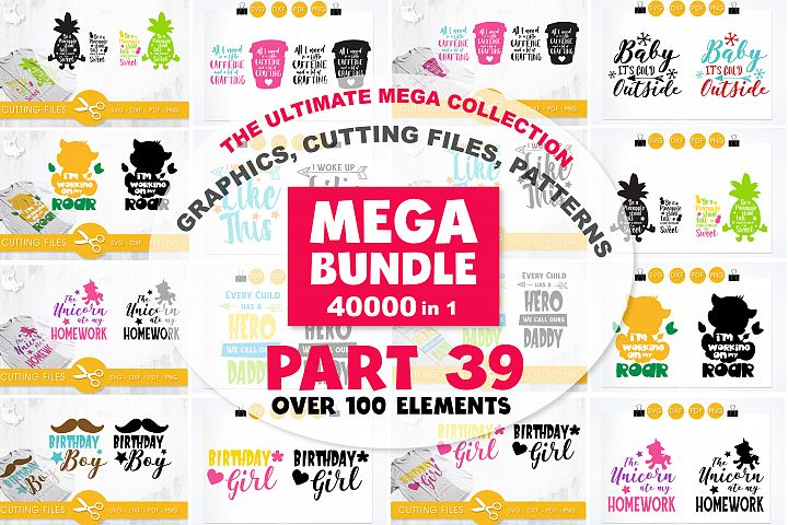 MEGA BUNDLE PART39 - 40000 in 1 Full Collection