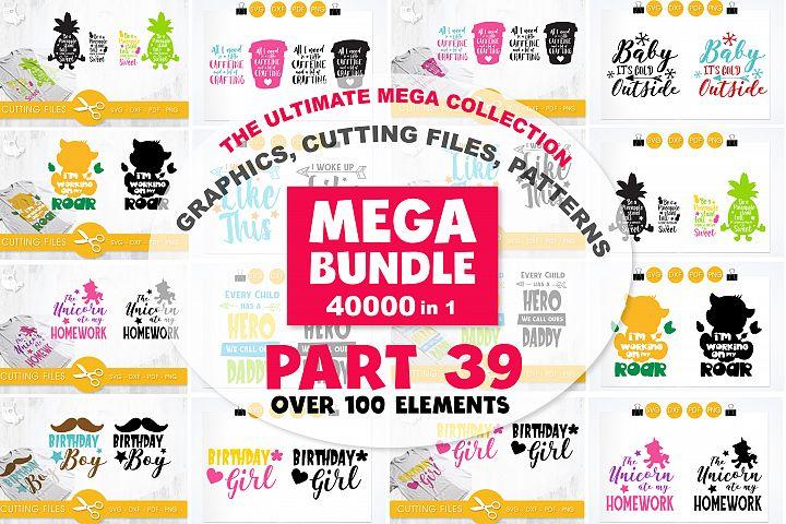 MEGA BUNDLE PART39 - 40000 in 1 Full Collection