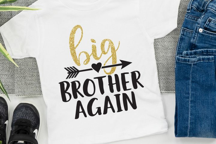 Big Brother Again svg, Big Brother svg, Brother svg,