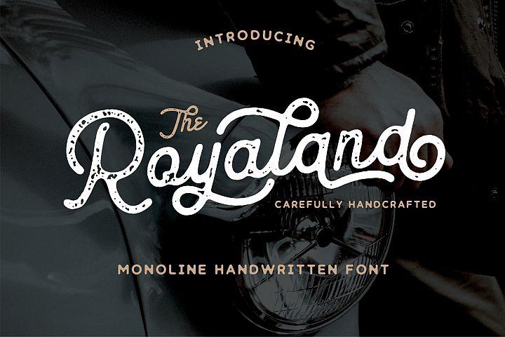 Royaland Font