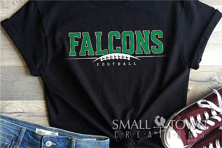 Falcon, Falcon Football, Sports, Design, PRINT, CUT, DESIGN