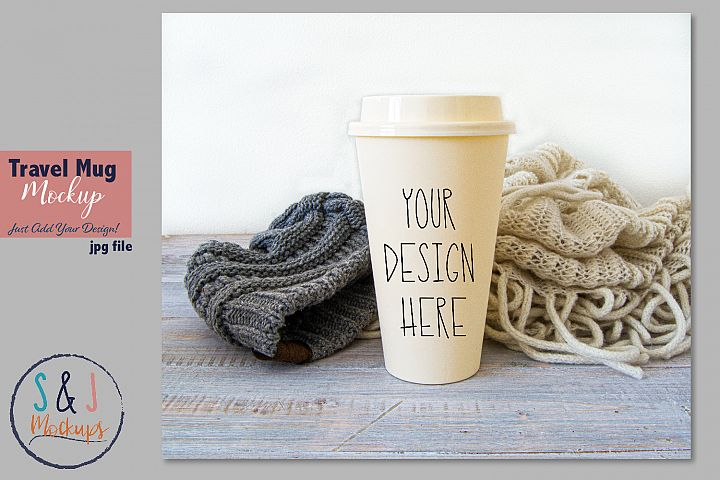 Coffee mug mockup photo, mockup for clipart