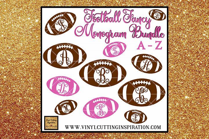 Football Svg, Monogram, Bundle, svg, dxf, football monograms