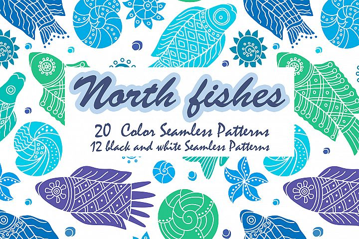 North fishes | patterns and more
