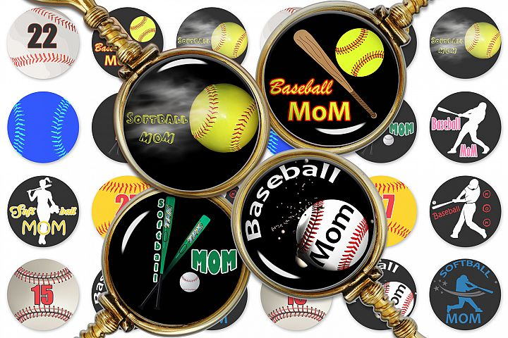 Baseball Digital Collage Sheet,Baseball Moms Collage Sheet