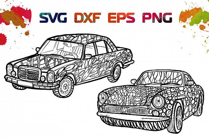Cars SVG crafter