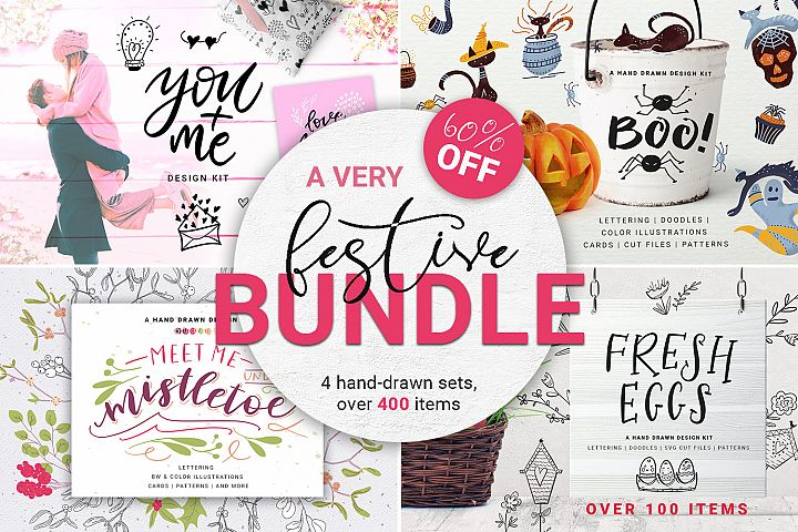 Festive vector bundle