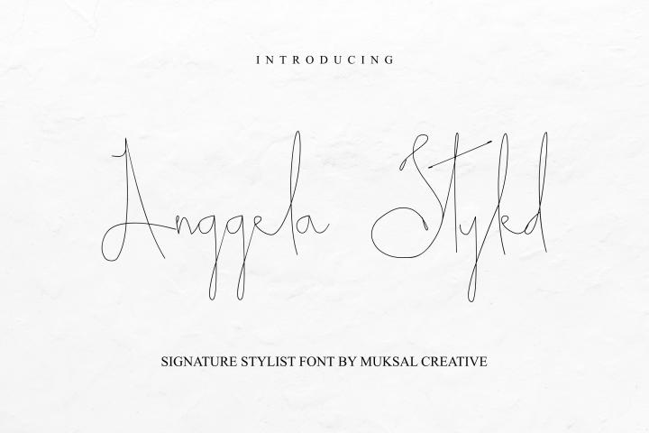 Anggela Styled