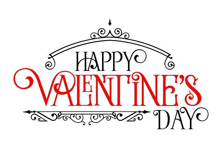 Happy Valentine's Day - SVG PNG EPS example 2