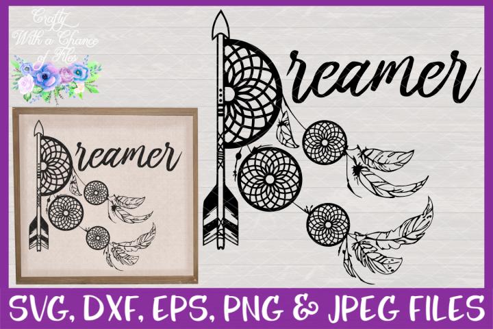 Dreamer SVG - Bohemian Nursery Design