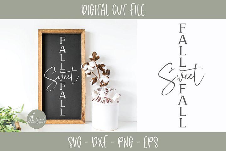 Fall Sweet Fall - SVG