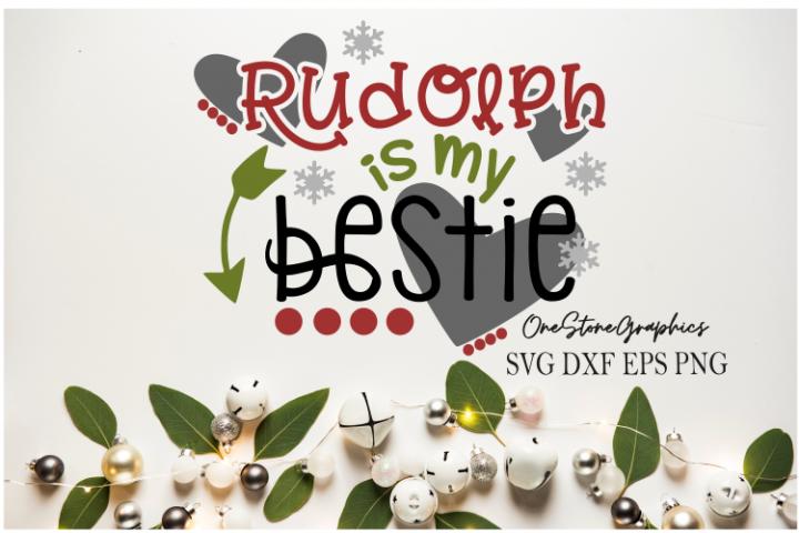 Rudolph is my bestie