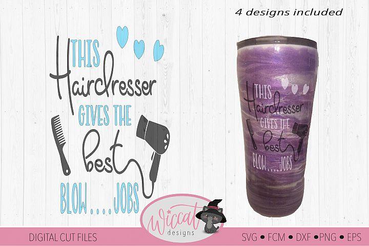 Hairstylist quote bundle, Hairdresser pun, Stylist word art