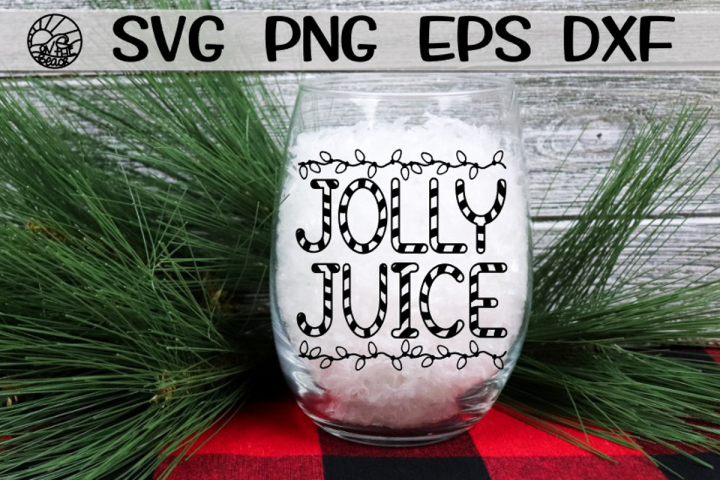JOLLY JUICE - Lights - SVG PNG EPS DXF