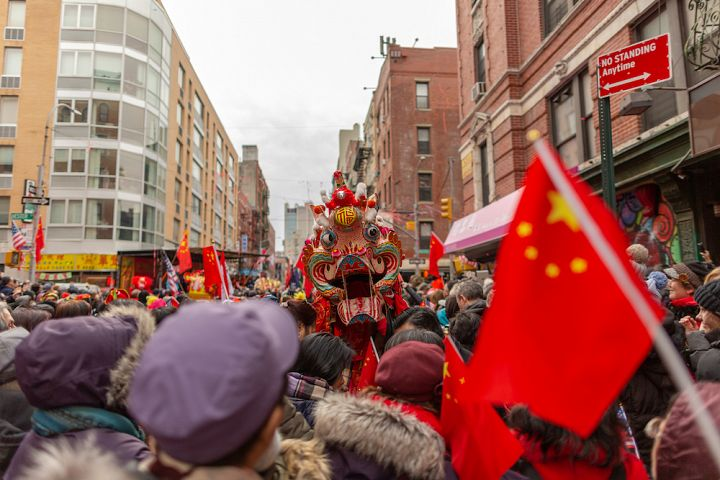 14 Photos of Lunar New Year Festival