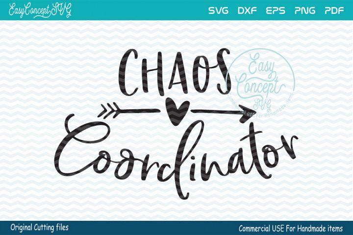 Chaos Coordinator SVG, Chaos Coordinator,