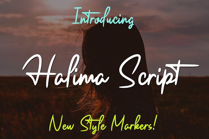 Halima Script
