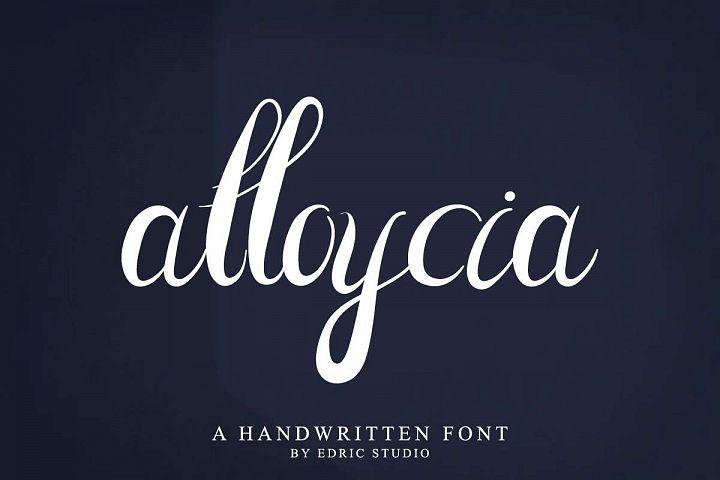Alloycia