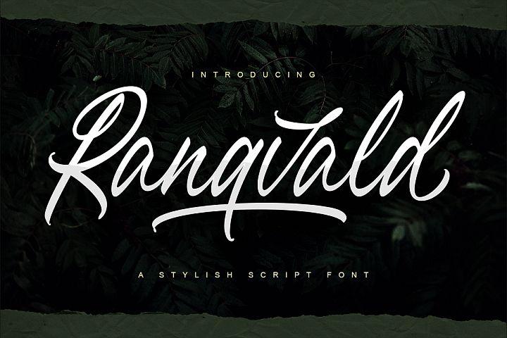 Rangvald Script