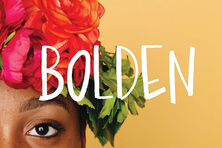 Bolden | Sans Serif Font