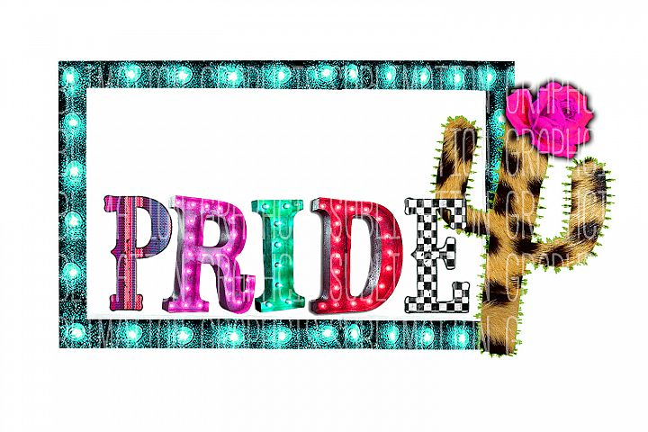 Pride Sublimation Digital Download