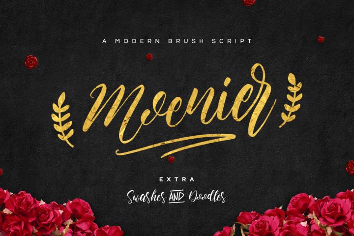 Moenier Script