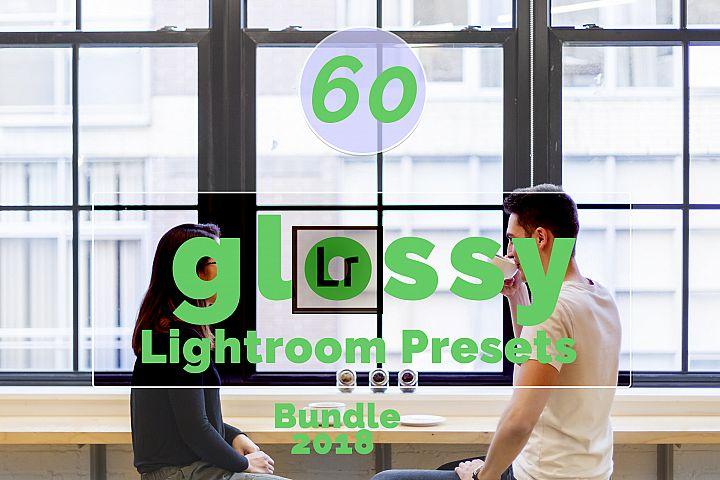 glossy Lightroom Presets