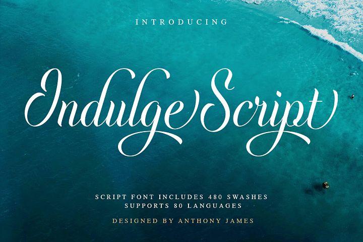 Indulge Script