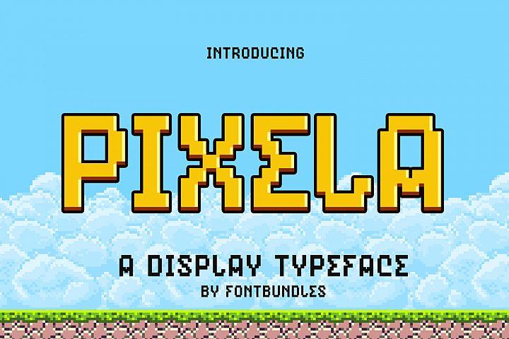 Pixela