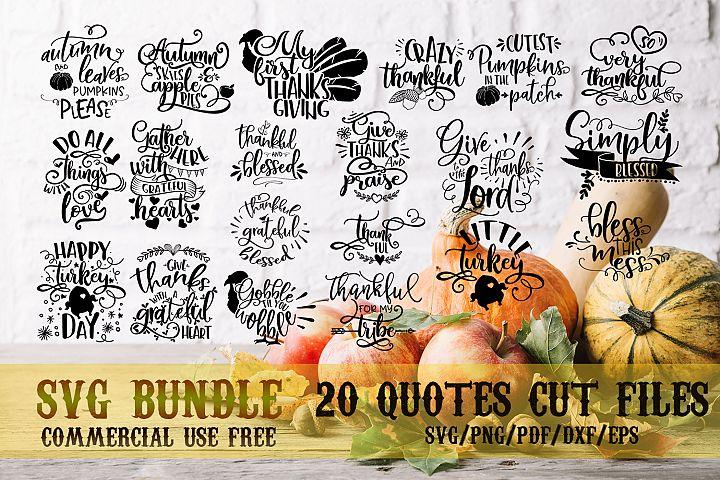 Thanksgiving bundle svg Gobble SVG Pumpkins svg Turkey