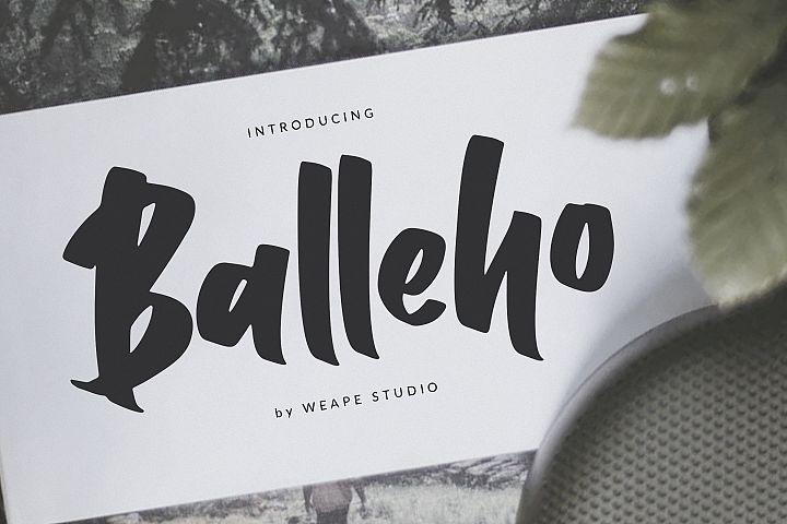 Balleho