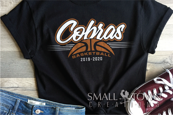 Cobra, Cobra Basketball, Sports, Design, PRINT, CUT, DESIGN