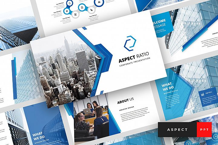 Aspect - Corporate PowerPoint Template