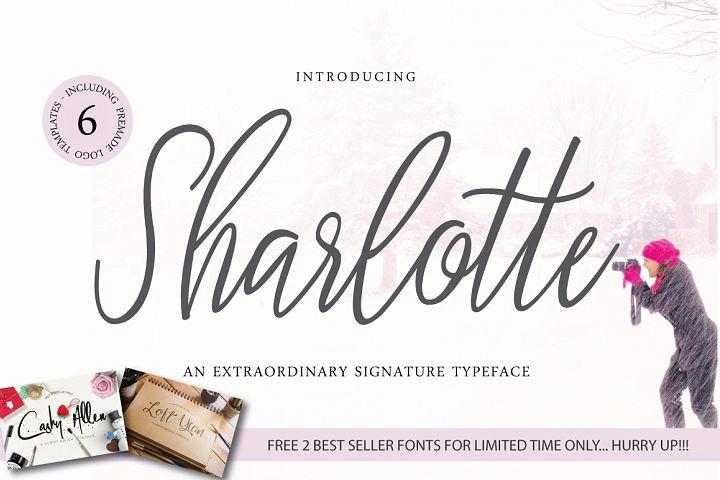 Sharlotte Typeface