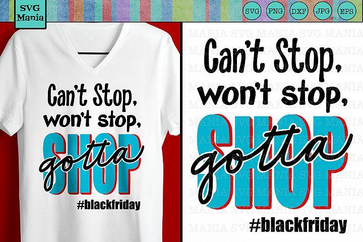 Funny Black Friday SVG File Saying, Black Friday Shirt SVG