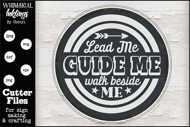 Guide Me SVG