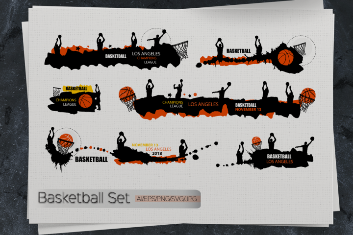 Basketball set